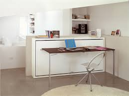 Pull-down single bed POPPI DESK by CLEI | furniture | Pinterest ...