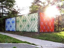 Chain Link Fence Art The Wallpapers Outdoor Site Specific