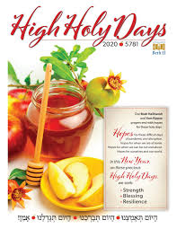 Congregation Beth El High Holy Days Preview Guide 2020 | 5781 by  Congregation Beth El - issuu