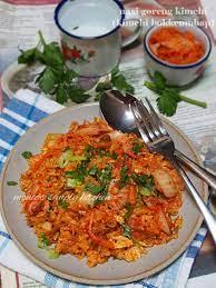 6 best foto cewek cantik aesthetic, cocok untuk wallpaper. Kimchi Bokkeumbap Nasi Goreng Kimchi Monic S Simply Kitchen