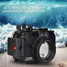 Sea frogs for Fujifilm X100F 40m/130ft Underwater ... - Amazon.com