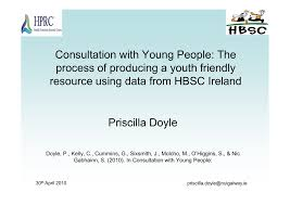 Consultation with Young People: The process of producing a youth friendly
