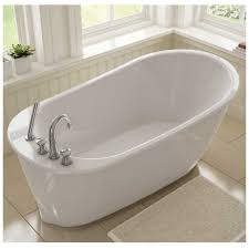 sax free standing br bathtub 60 in x 32 in