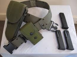 Bianchi Magazine Holder Bianchi GI M100 HolsterBeltMag PouchMags for sale 44