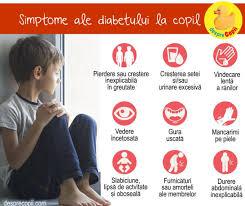 diabet tip 1 la copii