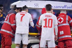 Zaniolo si rompe il crociato e Cristiano Ronaldo lo rincuora ...