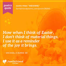 Beautiful Easter Poems Quotes Best of Easter Poems Poems About Easter