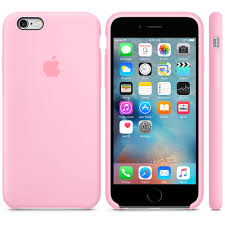 Light Pink Iphone 6 Plus Case