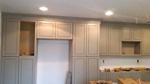Adding Crown Molding To Kitchen Cabinets New Decoration