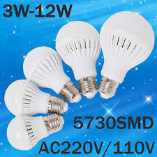 Bright Energy Saving E27 <b>LED</b> Lamp 220V E27 <b>E14 LED Spot Light</b> ...