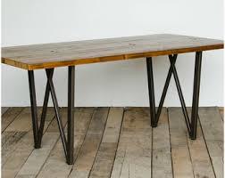 reclaimed wood furniture etsy. delighful reclaimed industrial modern wood table reclaimed loft furniture buy a  finish on furniture etsy e