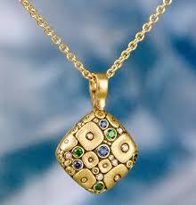 alex sepkus soft mosaic pendant