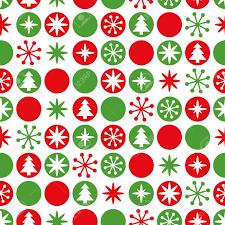 Christmas Pattern Background Stunning Simple Geometric Seamless Christmas Pattern Traditional Green
