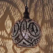 Egyptische Arabischeoosterse Handgemaakte Lampen Uit Egypte