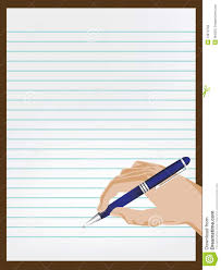 hand writing on paper stock photos image  royalty stock photo hand writing on paper