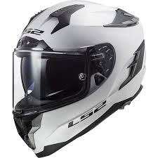 Ls2 Size Chart India Details About Ls2 Challenger Gt Solid Ff327 Motorcycle Helmet White