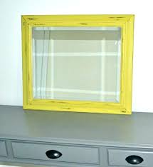 paint mirror frame painting a ideas decor how to update with chalk this painted designs