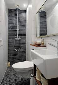 Design For Small Bathroom With Shower Of Well Fabulous Small