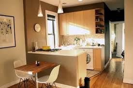 Decorating A Small Apartment Kitchen Small Kitchen Living Room Design Ideas Home Design Ideas Beautiful