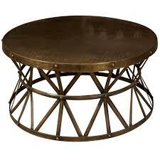 garage round iron coffee table glamorous round iron coffee table 6 awesome metal tables and