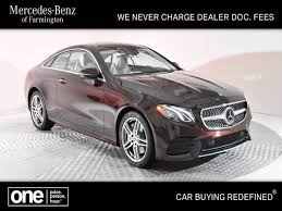 Everything ranging from the driving experience to the exquisite interiors righteously makes 2020 e450 one of the best midsize luxury sedans. New 2020 Mercedes Benz E Class E 450 Coupe In Farmington 5m00341 Mercedes Benz Of Farmington