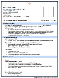 Best Resume Format For Freshers Free Download Resume Layout Com