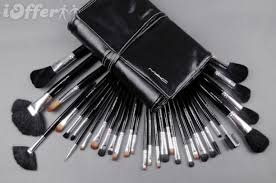 professional mac makeup brush set 32pcs