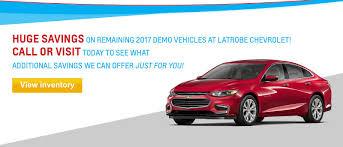 huge savings on remaining 2017 demo vehicles