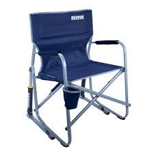 blue rocking chair. GCI Outdoor Freestyle Rocker™ Portable Rocking Chair - View Number 1 Blue