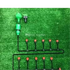 diy drip irrigation system plant self watering garden hose micro drip irrigation system kit vegetable irrigation
