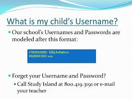 Welcome to the Island Parent Information ppt download