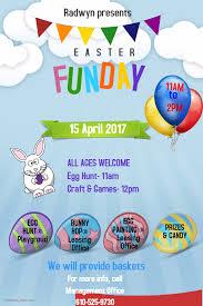 Copy Of Easter Party Flyer 2 Radwyn Apartments