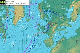 Warm Air To Bring Short Hot Spell Official Blog Of The Met