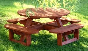 full size of outdoor wood side table plans dining wooden end round picnic image of architectures large