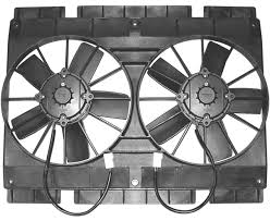 1964 77 chevelle electric fan mach series 11 dual fan top bottom click to enlarge