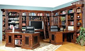 home office library furniture. Delighful Home Cad Blocks Office Furniture Elevation Home Library  Built In Throughout