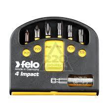 <b>Набор бит Felo PH</b> 25мм (02060546) - купить, цена и фото в ...