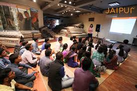 orange city college of social work nagpur visited jaipur rugs