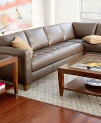 wonderful lighting themes from milano leather 2 piece chaise sectional sofa loop sofa