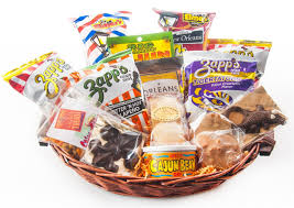 snacks galore cajun gift baskets new orleans gift baskets louisiana gift baskets