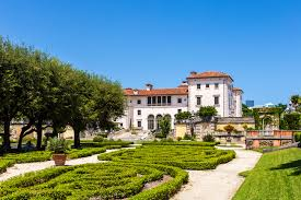 step back in time at vizcaya museum gardens