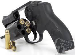 smith wesson bodyguard revolver in 38 special