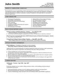 images about healthcare resume templates  amp  samples on    click here to download this medical laboratory assistant resume template  http