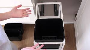 Домашний VLOG. Обзор <b>контейнера</b> для мусора <b>IKEA</b>. Спасибо ...
