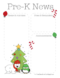xmas newsletter template sample resumes sample cover letters xmas newsletter template disney family recipes crafts and activities the crafty teacher christmas pre k newsletter