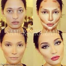 face makeup contouring tutorial highlighting and contouring can be plicated but these step by step video tutorials show us how