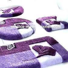 5 piece bath rug set 5 piece bathroom set bath rug sets 4 awesome scroll