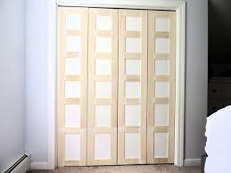 Custom 6 Panel Bifold Closet Doors • Closet Doors