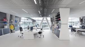 office interior pictures. Office Interior. Interior Adidas Design By Kinzo Decorating Pictures