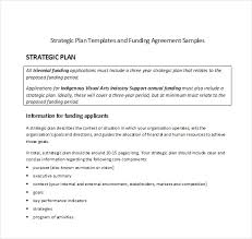 strategic plan outline template sample strategic plan guide to writing a strategic plan step one